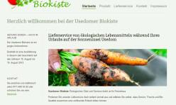 Usedomer Biokiste