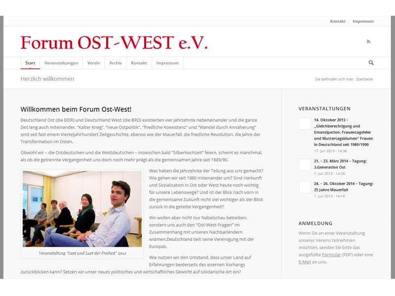 Forum Ost-West