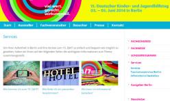 15. Deutscher Kinder- und Jugendhilfetag